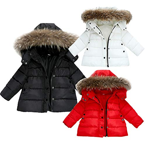 oys Down Jacket Windbreaker Bubble Coat Baby Cold Weather Clothes ()