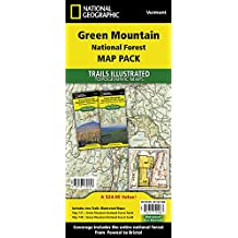 Green Mountain National Forest [Map Pack Bundle]
