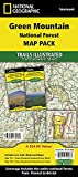 Green Mountain National Forest [Map Pack Bundle] (National Geographic Trails Illustrated Map)
