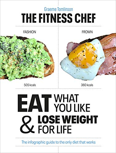 Eat What You Like & Lose Weight For Life: The Infographic Guide to the Only Diet that Works by Graeme Tomlinson