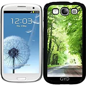 Funda para Samsung Galaxy S3 (GT-I9300) - Paisaje De Verano by Marina Kuchenbecker