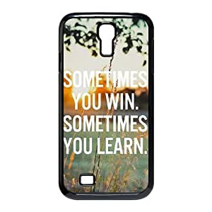 Quotes Pattern Brand New Cover Case for SamSung Galaxy S4 I9500,diy case cover ygtg-350222