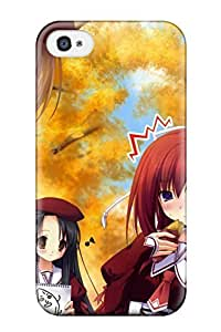 6748595K492617144 anime wide Anime Pop Culture Hard Plastic iPhone 4/4s cases