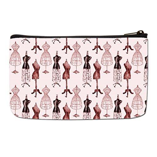 776a74908e21 Amazon.com : Lgtbg Makeup Travel Case Seamstress Cosmetic Bag One ...