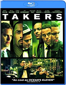 Cover Image for 'Takers'