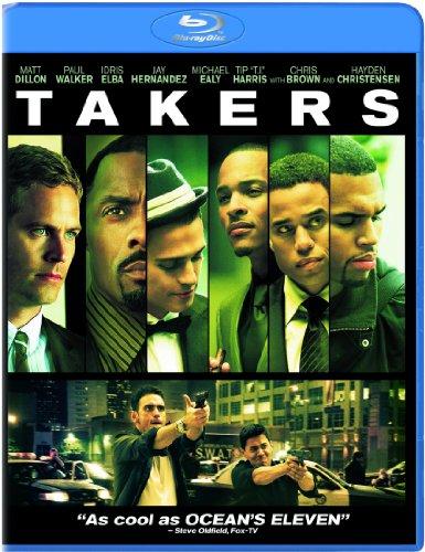 Takers [Blu-ray] (Video Taker)