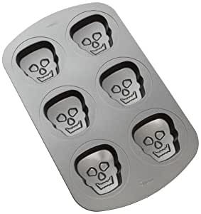 Wilton Haunted Manors 6-Cavity Pan