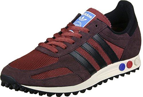 adidas La Trainer Og - Zapatillas de casa Hombre Rojo (Rojmis / Negbas / Marnoc)
