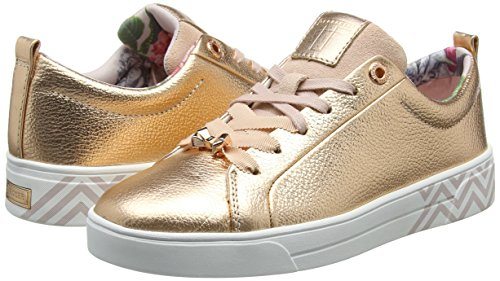 Gardens Kellei Ted palace Gold Trainers Baker Rose Womens OqHnwW0BEC