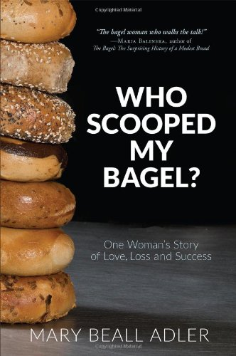WHO SCOOPED MY BAGEL?