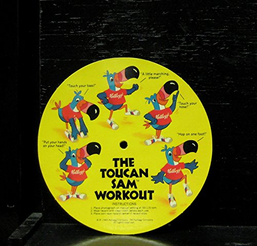 - The Toucan Sam Workout 6 1/2