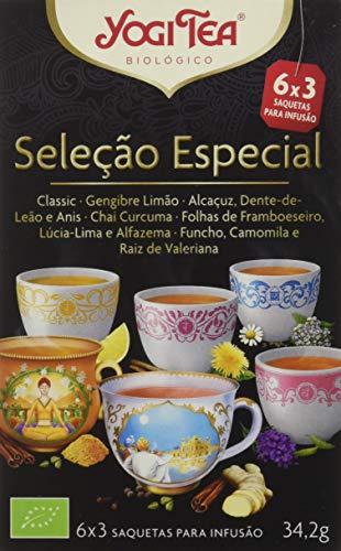 Yogi Tea Original Seleccion Ayurvedica, Bolsitas, 34 2 g