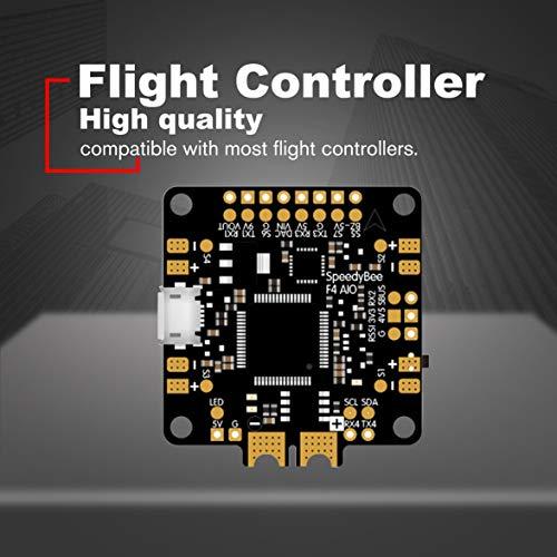 Pandamama Runcam Speedybee F4 Flight Controller BLE Bluetooth Module  Integrated Betaflight OSD Flight Control for FPV Freestyle Racing