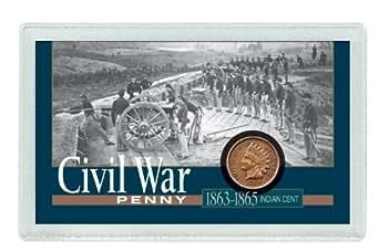 American Coin Treasures Civil War Penny