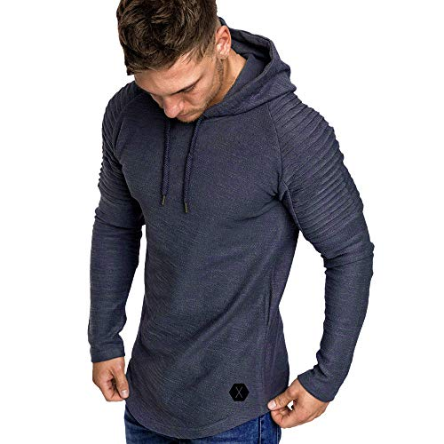 Blouse Clearance Pullover Hoodies AfterSo Men Slim Fit