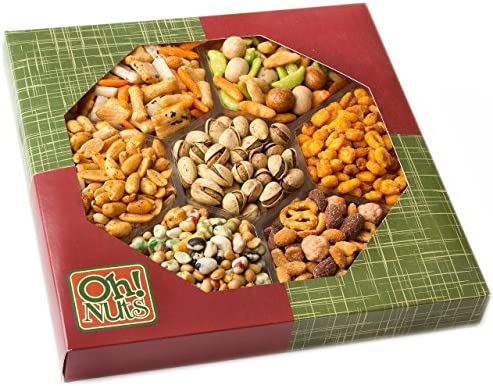 Oh! Nuts® Exotic Snacks Party Assortment Food Gift Set