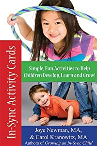 In-Sync Activity Cards: 50 Simple, New Activities to Help Children Develop, Learn, and Grow!