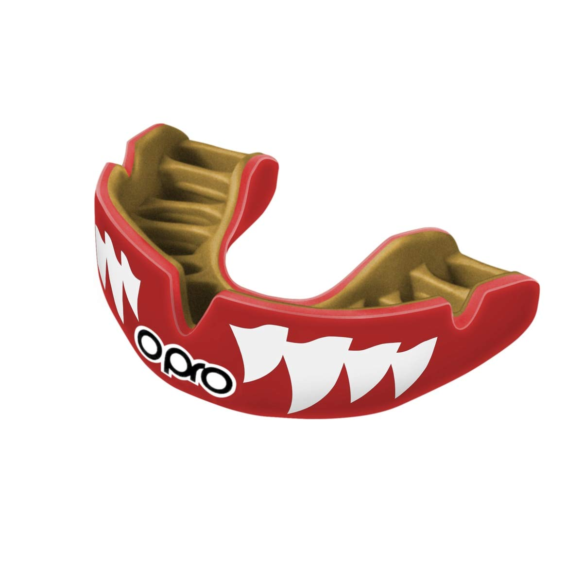 Opro Opro Opro Power Fit Aggression Jaws Mouthguard rot Gold B07GC9H671 Brustschützer Günstigstes 81f127