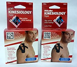 Mueller Kinesiology Tape Pack of Two