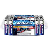 ACDelco AA Super Alkaline Batteries, 40-Count