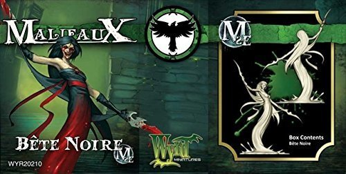 Wyrd Miniatures Malifaux Resurrectionists Bete Noire Model Kit [parallel import goods]