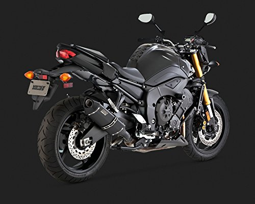 Vance and Hines CS One Black Slip-On Exhaust for Yamaha 2011-13 FZ8 - One Size ()