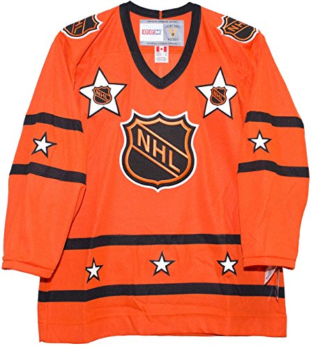 - Wales Conference 1981 NHL All Star CCM Jersey (Medium)