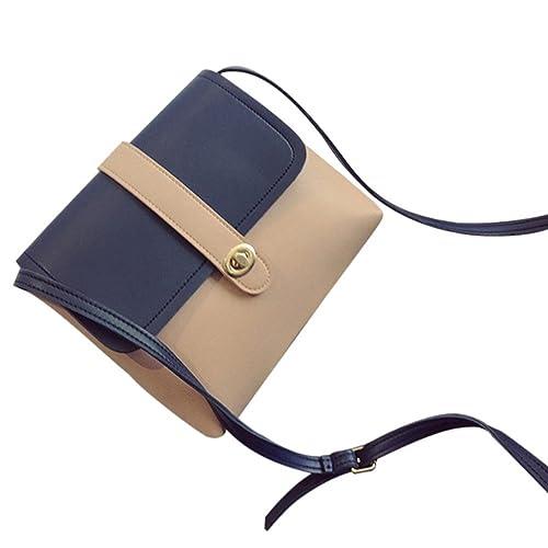 7de94f54fa01f BZLine® Frauen Handtasche Schulter Tasche Schultertasche Tote Bag Elegant  Körper taschen