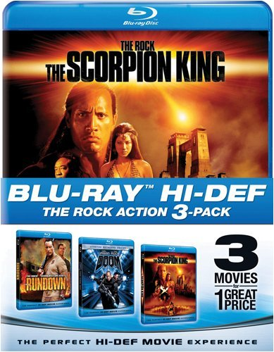 The Rock Collection [Blu-ray] - Grant Rocks