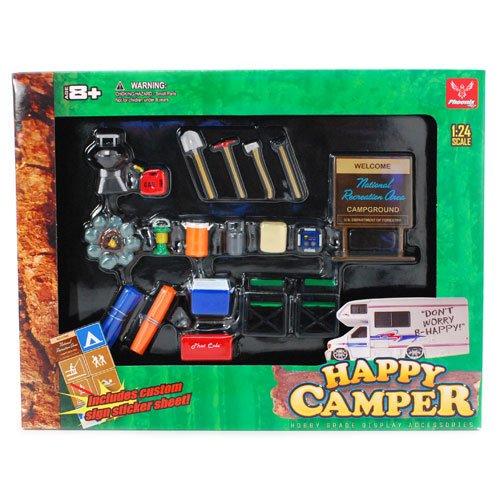 Hobby Gear Happy Camper Set from Hobby Gear