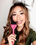 Framar Classic Pink Hair Color Brush - Hair