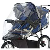 InStep Weather Shield Double for Swivel Wheel Jogger/Stroller by InStep
