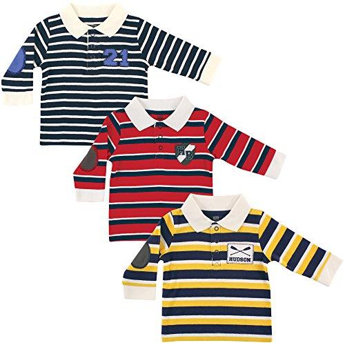 Hudson Baby Sleeve Striped Shirts product image