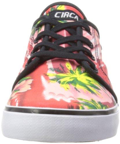 C1rca Homme Drifter Chaussure De Skate Sunset Palm / Black