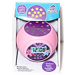 My Little Pony Projector Alarm Clock