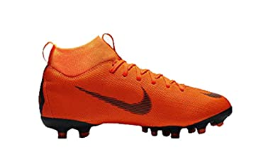 san francisco 7f5cd 3f135 Image Unavailable. Image not available for. Color  Nike Jr. Superfly VI  Academy MG Little Big Kids  Multi-Ground Soccer