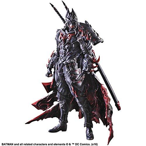 [Square Enix DC Comics Variant Play Arts Kai: Batman Timeless Bushido Action Figure] (Batman Costume Vigilante)