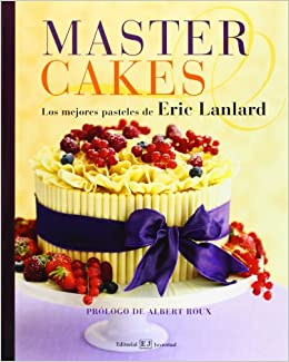 Book Master Cakes (Spanish Edition)