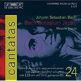 Bach, J.S.: V 24: Cantatas, Bwv 8, 33, 113