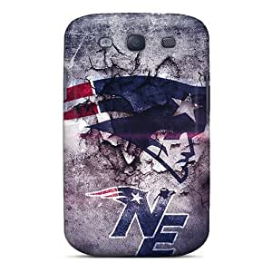 Abrahamcc Galaxy S3 Well-designed Hard Case Cover New England Patriots Protector