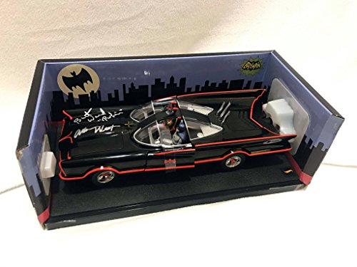 Autographed Batmobile in Original Packaging - Movie Memorabilia Props