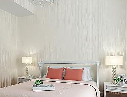Bloss 3d Modern Wallpaper Roll Ivory Background For Living Room