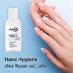dulgon-Hygiene-Handgel-beseitigt-99-der-Bakterien-6x-Antibakterielles-Hand-Gel-Pure-50-ml-fr-unterwegs