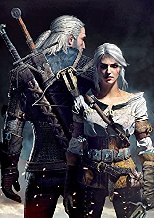 The Witcher 3: Wild Hunt Poster by The Witcher 3: Wild Hunt ...