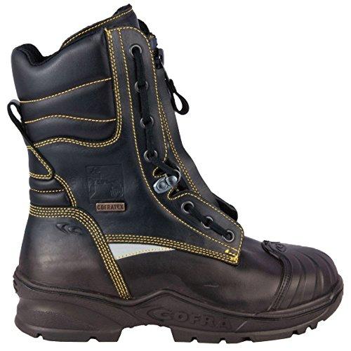 Cofra 21640-000.W39 Sprinkler Chaussures de sécurité Taille 39 Noir