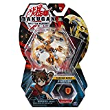 Bakugan Ultra, Pyravian, 3-inch Tall Collectible Transforming Creature, for Ages 6 and Up