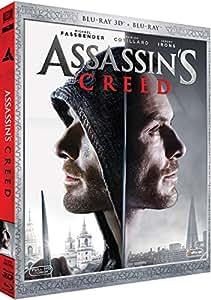 Assassin'S Creed (Blu-Ray 3D+ Blu-ray) [Blu-ray]