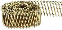 Fasco SCWC21213FPEG Scrail Fastener  Fine Thread 15-Degree Wire Coil Electro-Galvanized Phillips Drive, 2.5-Inch x .113-Inch, 2000 Per Box