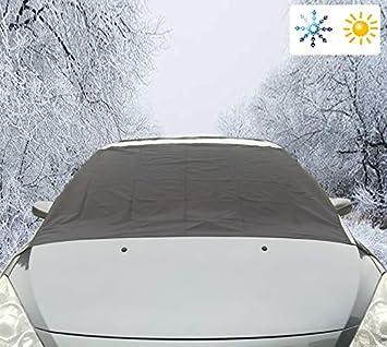 URMI Snow Cover Windshield Ice Cover Car Front Windo Car Windscreen Frost Cover