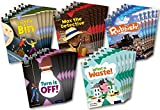 img - for Project X Origins: Orange Book Band, Oxford Level 6: What a Waste: Class Pack of 30 book / textbook / text book